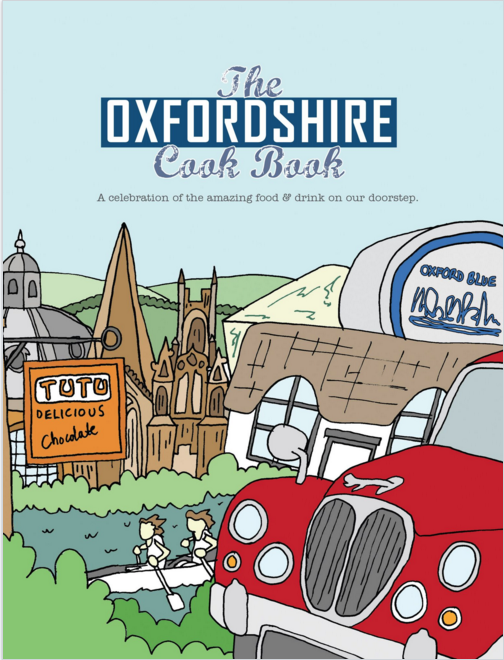Oxfordshire Cook Book