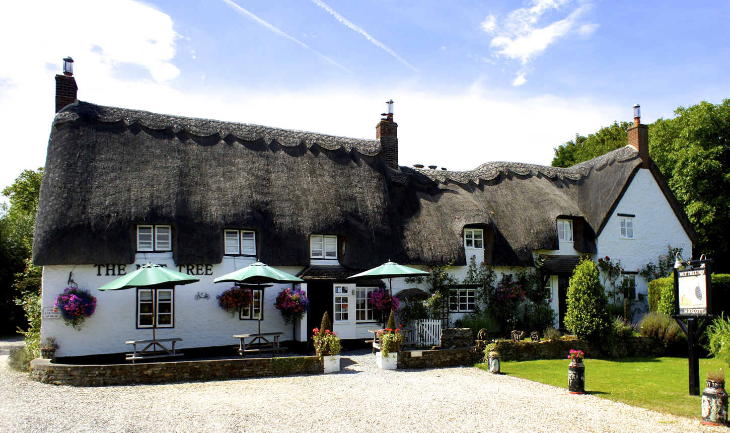 nut Tree Inn Thatch